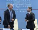 Kreditanstalt für Wiederaufbau KfW in Albanien: Vlore Projekte Herr Björn Thies Leiter der KfW Büros Albanien