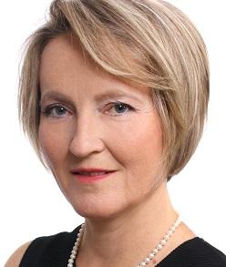 Profi Betrügerin aus Österreich die letzte Leiterin der Justiz Mission. Erfahrung Null: Dr. Agnes Bernhard