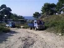 Currila Wasserwerke, Kazai, Agim Hoxha Mafia zerstört die Zone Touristik in 2012