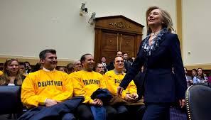 Hillary Clinton - MEK Terroristen