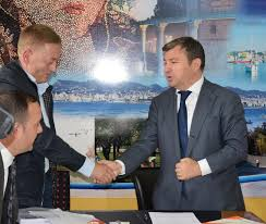 GTZ Vangjush Dako Mafia, KfW, Verträge für die Betrugs Kanalisation