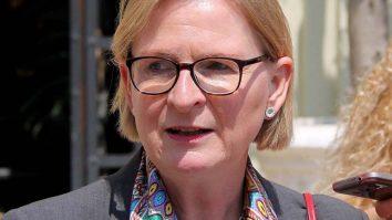 Susanne Schuetz ueber die Sicherheit in Shkoder