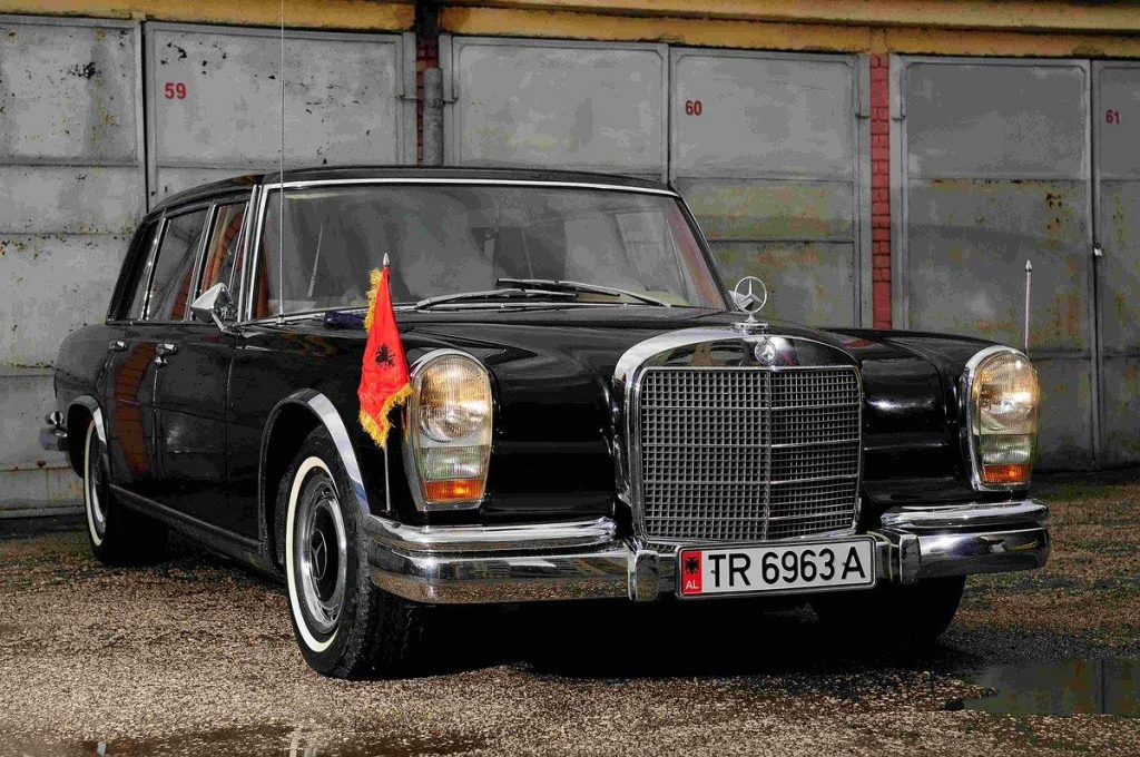 Mercedes enver