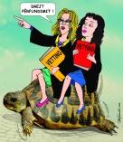 Dumm korrupte Quoten Frauen, wollen Vetting machen und organisieren
