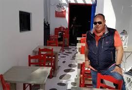 Spiros Kardamis. Luxus Restaurant auch für Drogen: Mykonos