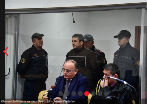 Anwalt Theodoro Sollaku, Drogen Baron: Klement Balili