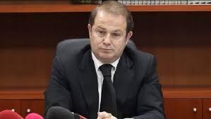 Aurel Lance: Wirtschafts Direktor des Justizministeriums