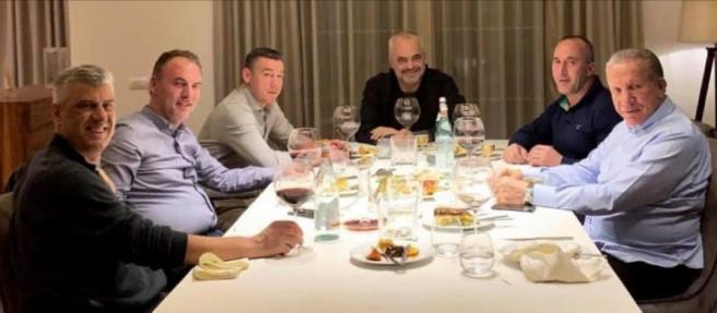 5 Schwerverbrecher aus dem Kosovo, Kopfabschneider, Mörder und vollkommen korrupt. + Edi Rama