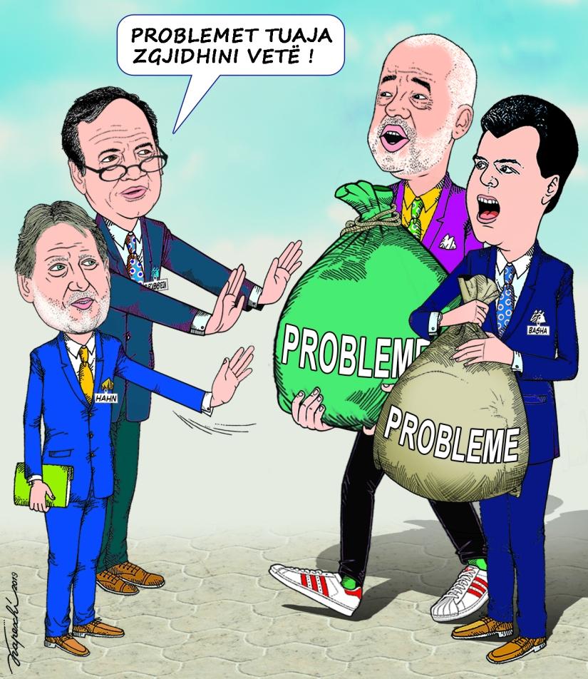 Albanien ist das Paradebeispiel für ein Chaos-Land inGangsterhand