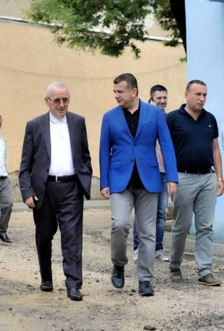 Mafia Bürgermeister Sejdini von Elbasan, Taulant Balla