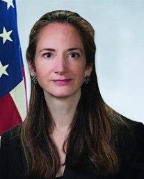 Am 9. August 2013 wurde sie zur stellvertretende Direktorin der Central Intelligence Agency (CIA)[2] und damit die erste Frau in diesem Amt, ernannt. Im Januar 2015 wechselte sie zurück ins Weiße Haus wo sie das Amt der stellvertretenden Nationalen Sicherheitsberaterin (Deputy National Security Advisor to the President) ernannt.