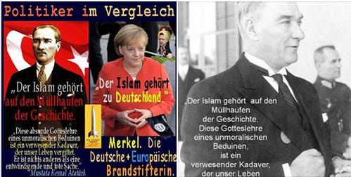 Dumme Quoten Frauen spielen Krieg: Federica Mogherini, Helge Schmid, Ursula von der Leyen, Katrin Suderusw.