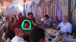 Ilir Meta, Golden Resort; Hajri Clan: Altin Hajri