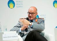"""Hans-Ulrich Holtherm: Ab 1. März Leiter Bundesgesundheitsministerium (BMG) neu geschaffene Abteilung 6 """"Gesundheitsschutz, Gesundheitssicherheit, Nachhaltigkeit"""""""